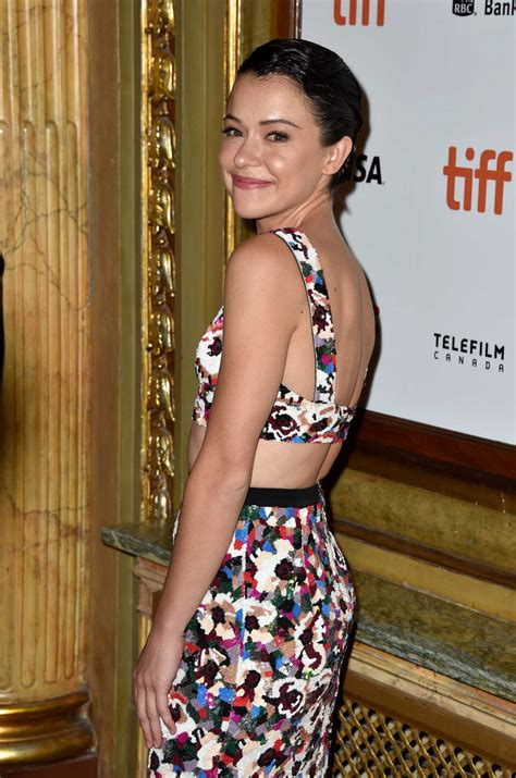 Tatiana Maslany at Destroyer Premiere During Toronto