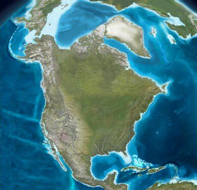 These Maps Show How North America Was Formed Over 550
