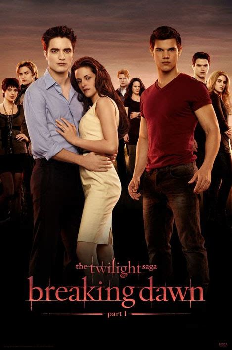 N4nation: More Photos and Poster From The Twilight Saga