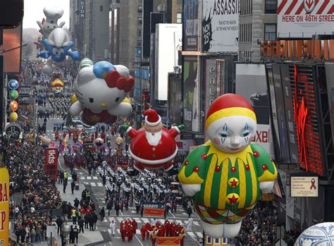 Macy's Thanksgiving Day Parade 2015 Live Stream: When