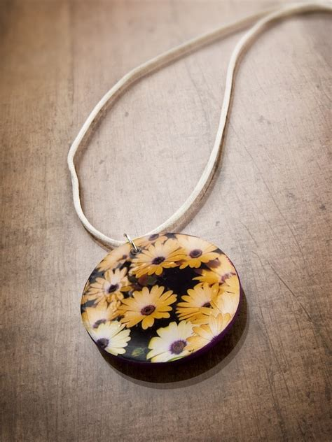 Make a Necklace with a Dollar Store Seed Packet - Mod
