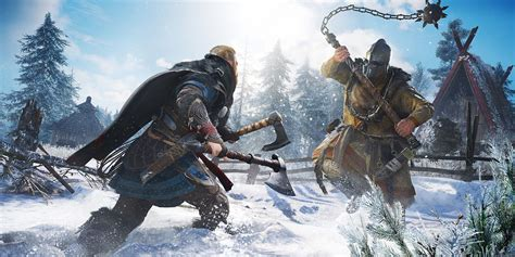 Assassin's Creed Valhalla Will Feature Odin and Norse