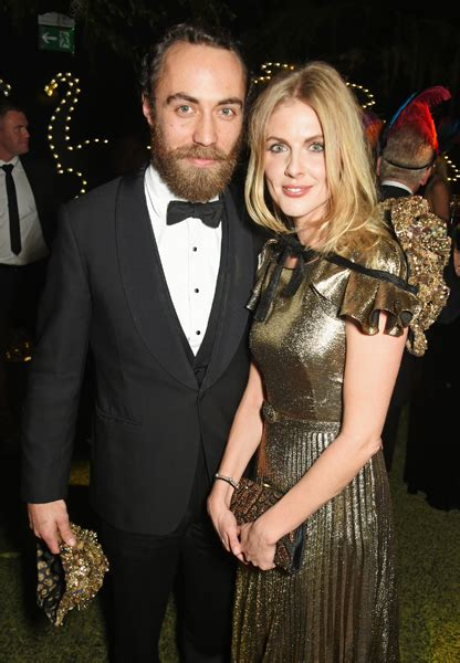 James Middleton's new French girlfriend revealed as Alizee