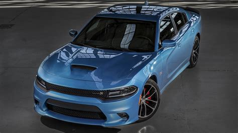 2015 Dodge Charger R/T Scat Pack - Wallpapers and HD