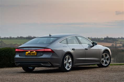 First drive: Audi A7 Sportback review | Company Car Reviews
