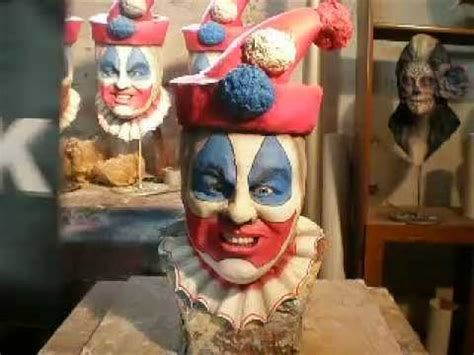 POGO the CLOWN limited edition latex mask by SikRik Masks